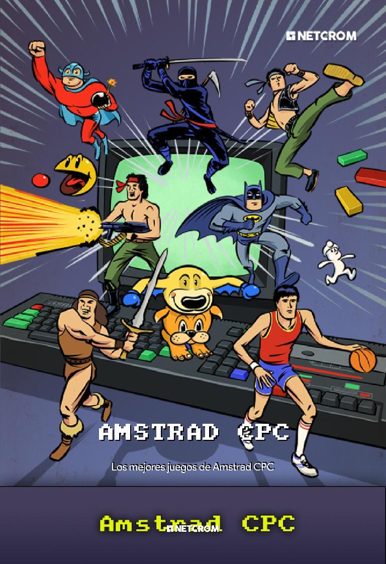 Lo mejor de Amstrad CPC