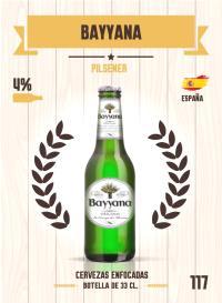 Bayyana. Cromo 117
