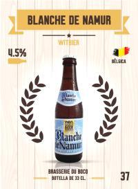 Cromo 37. Blanche de Namur