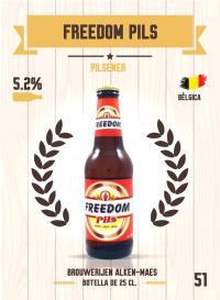 Cromo 51. Freedom Pils