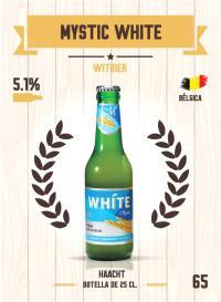 Cromo 65. Mystic White