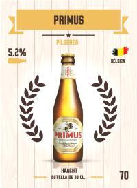 Cromo 70. Primus