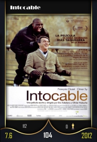Intocable. Cromo 104