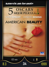 American beauty. Cromo 34