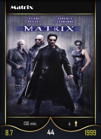 Matrix. Cromo 44