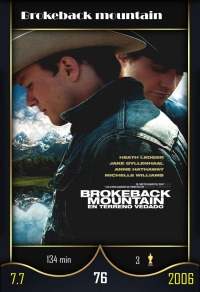 Cromo 76. Brokeback mountain