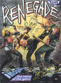 Renegade. Cromo 1