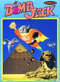 Bomb Jack. Cromo 13