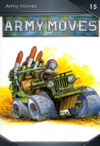Cromo 15. Army Moves