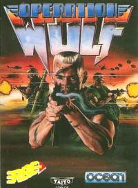Operation Wolf. Cromo 2