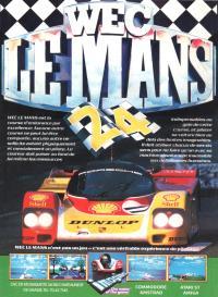 Cromo 29. Wec Le Mans