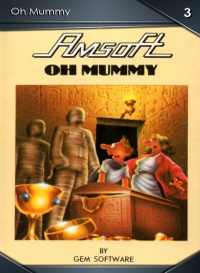 Oh Mummy. Cromo 3