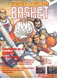 Golden Basket. Cromo 30