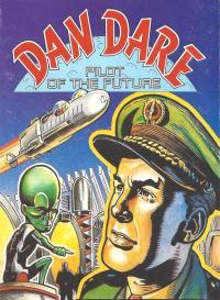 Dan Dare. Cromo 34