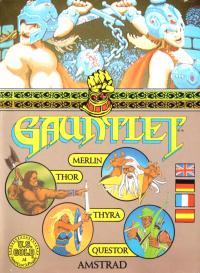 Gauntlet. Cromo 35
