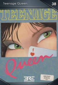 Teenage Queen. Cromo 38