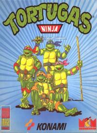 Tortugas ninja. Cromo 45