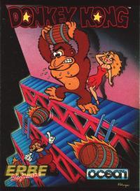Donkey Kong. Cromo 46