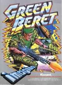 Green Beret. Cromo 50