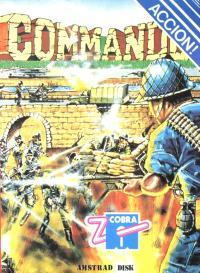 Commando. Cromo 53