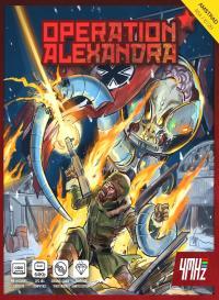 Operacion Alexandra. Cromo 58