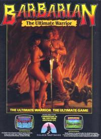 Barbarian. Cromo 6