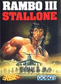 Rambo III. Cromo 60