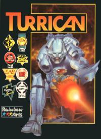 Turrican. Cromo 69