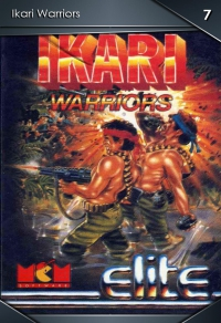Ikari Warriors. Cromo 7