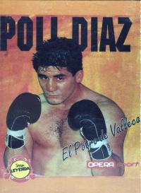 Cromo 76. Poli Diaz
