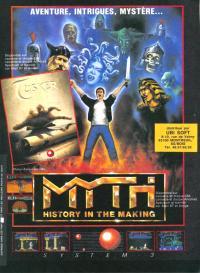 Myth. Cromo 89