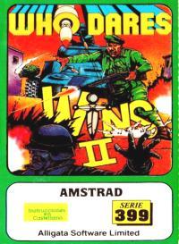 Cromo 90. Who dare wins II