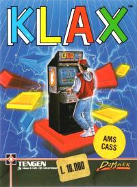 Klax. Cromo 93