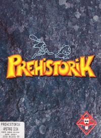 Prehistorik. Cromo 97