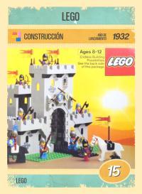 Cromo 15. Lego