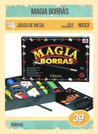 Magia Borrás