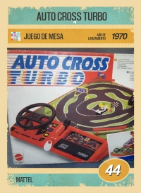 Auto cross turbo