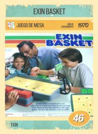 Exin basket