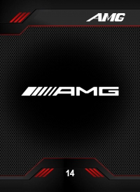 AMG. Cromo 14