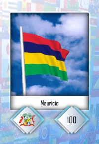 Cromo 100. Mauricio