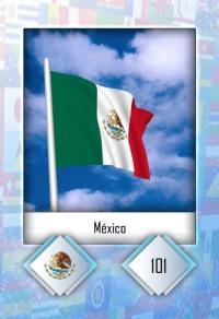 Cromo 101. México