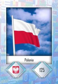 Cromo 125. Polonia