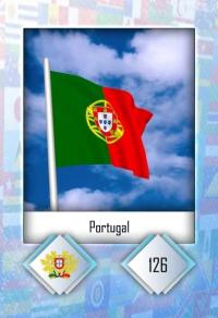 Portugal. Cromo 126