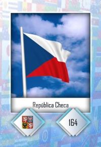República Checa. Cromo 164