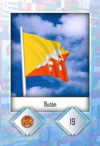 Cromo 19. Bután