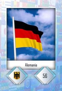 Cromo 56. Alemania