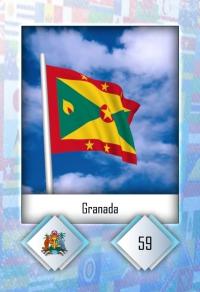 Cromo 59. Granada