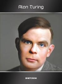 Cromo 2. Alan Turing