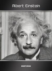 Cromo 4. Albert Einstein