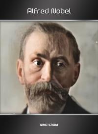 Cromo 9. Alfred Nobel
